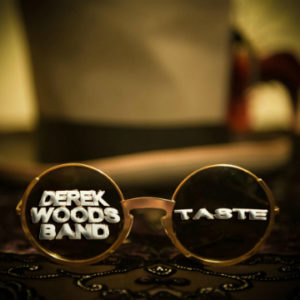 "DEREK WOODS BAND 2016 EP, ""TASTE"""