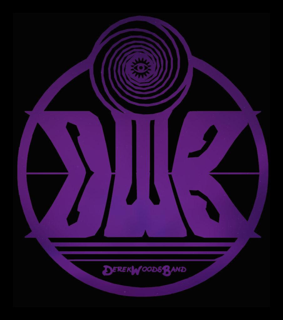 Derek Woods Band, Logo