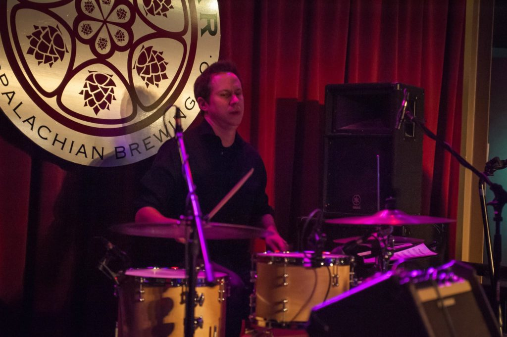 Chris Belin, Derek Woods Band