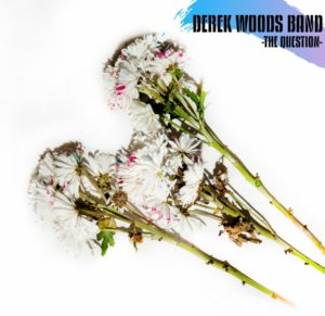 "DEREK WOODS BAND 2019,  ""THE QUESTION"""